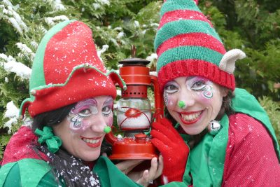 Our teasing elves can't wait to welcome you!